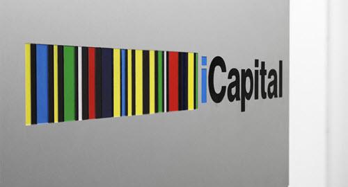 Logo de iCapital, Asesores Financieros independientes